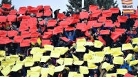 2016/17 Fotocronaca: Benevento-Salernitana