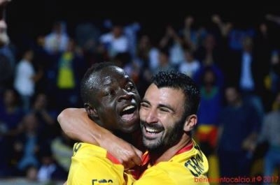 2016/17 Fotocronaca: Benevento-Perugia-Play Off