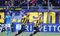 Benevento, buon punto al Menti: finisce 1-1