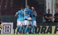 Espugnato l'Arechi 0-2, il Benevento vola