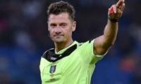 Giacomelli è l'arbitro di Benevento-Torino