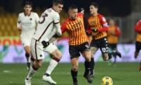 Il Benevento inchioda la Roma sullo 0-0