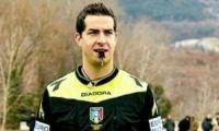 Ayroldi designato per Roma-Benevento
