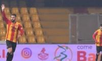 Massimo Coda, ieri  ultimo giorno in giallorosso