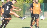 Benevento e Crotone, proseguono gli allenamenti