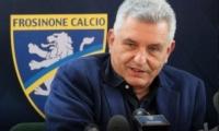 Stirpe, Frosinone: «Una stagione che va spalmata in due anni: sennò il calcio muore»