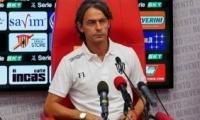 """Inzaghi: """"Per i sostituti ci penserò ancora una notte"""""""