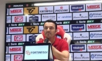"""Perugia, Oddo: """"A Benevento con convinzione"""""""