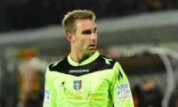 Spezia-Benevento affidata a Francesco Fourneau
