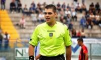 Simone Sozza è l'arbitro di Crotone-Benevento