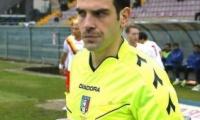 V.Entella-Benevento affidata a Valerio Marini