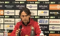 """Inzaghi: """"Il Benevento merita rispetto"""""""