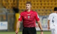 Benevento-Cittadella, c'é l'arbitro