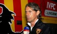 """Inzaghi: """"Il mio futuro solo a Benevento"""""""