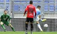 La Lazio ne fa 5, il Benevento solo 3